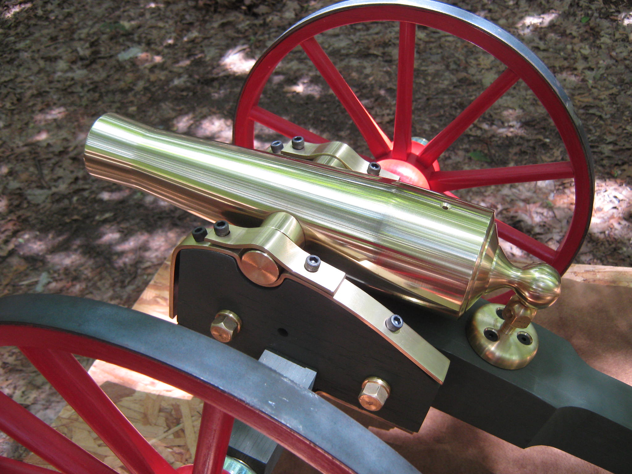 BROOKS Napoleon Cannon