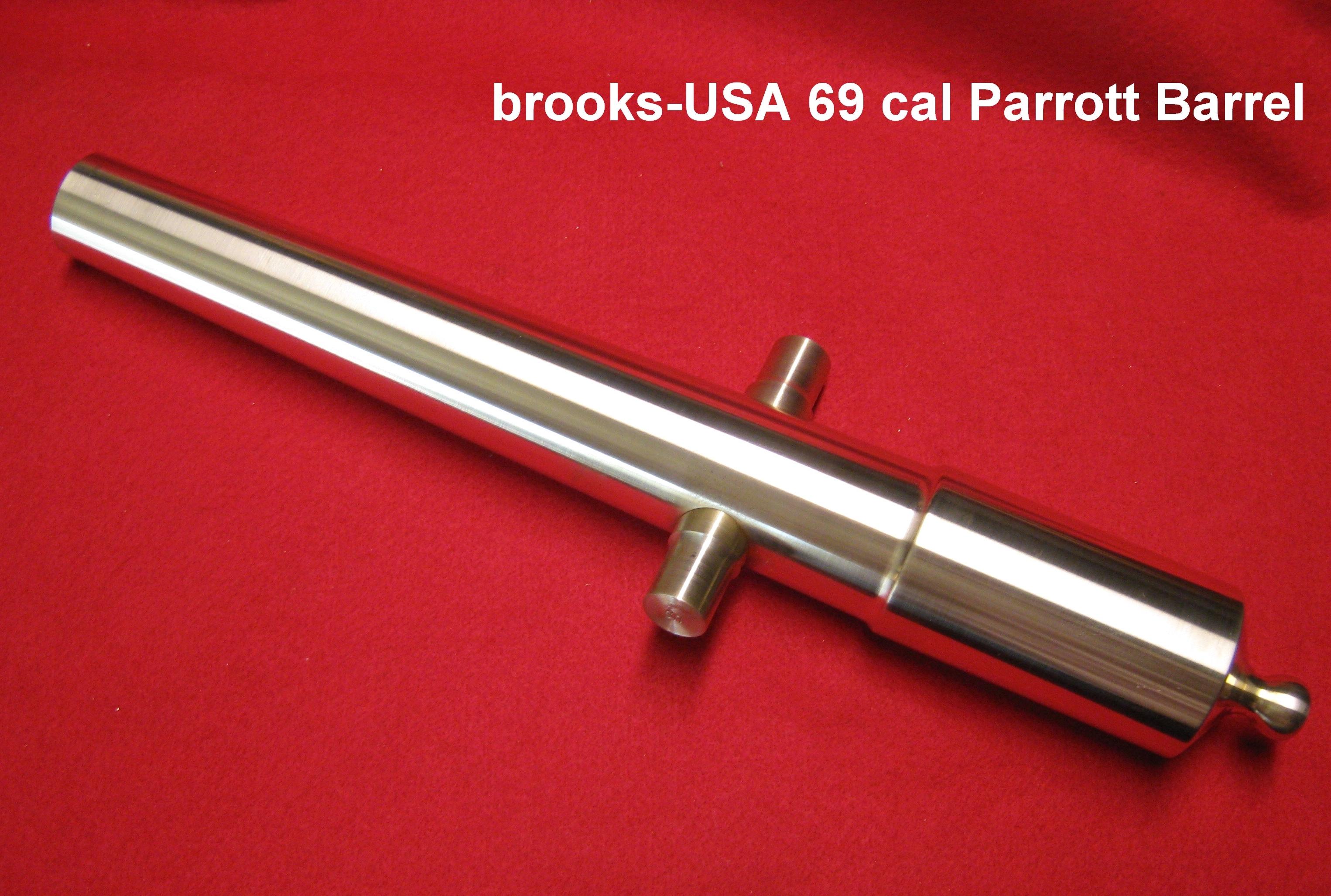 BROOKS Parrott