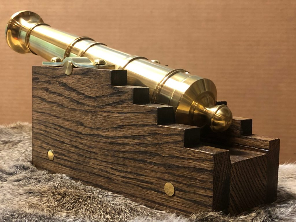 SAMCC50 Black Powder Cannon by Brooks